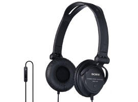 DR-V150iP-Headphones-iPod/iPhone Compatible Headphones