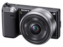 NEX-5A/B-Interchangeable Lens Camera-NEX-5