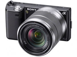 NEX-5K/B-Interchangeable Lens Camera-NEX-5