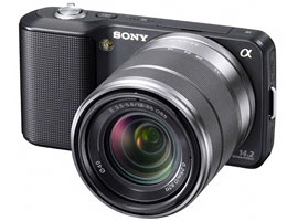 NEX-3K/B-Interchangeable Lens Camera-NEX-3