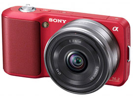 NEX-3A/R-Interchangeable Lens Camera-NEX-3