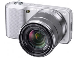 NEX-3K/S-Interchangeable Lens Camera-NEX-3