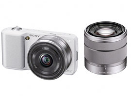 NEX-3D/W-Interchangeable Lens Camera-NEX-3
