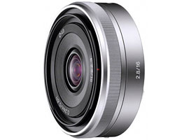 SEL16F28-Interchangeable Lens-Fixed Focal Length