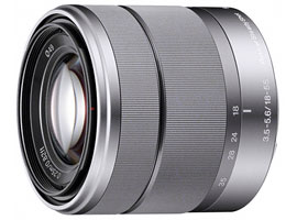 SEL1855-Interchangeable Lens-Zoom