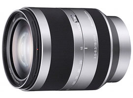 SEL18200-Interchangeable Lens-Zoom