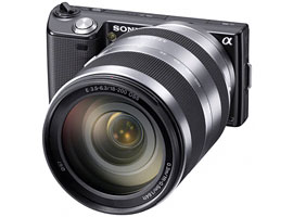 NEX-5H-Interchangeable Lens Camera-NEX-5