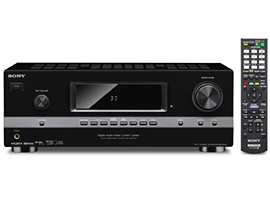 STR-DH510-Hi-Fi Component-Receiver / Amplifier