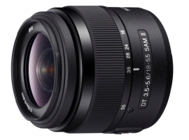 SAL18552-Interchangeable Lens-Zoom