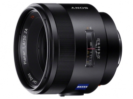 SAL50F14Z-Interchangeable Lens-Carl Zeiss® Lens