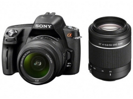 DSLR-A290Y-Interchangeable Lens Camera-DSLR-A290