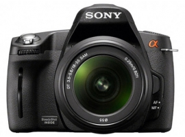 DSLR-A390L-Interchangeable Lens Camera-DSLR-A390
