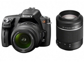 DSLR-A390Y-Interchangeable Lens Camera-DSLR-A390