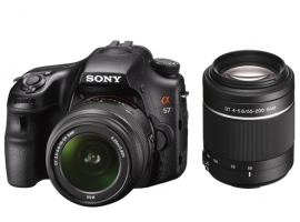 SLT-A57Y-Interchangeable Lens Camera-SLT-A57