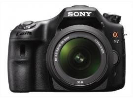 SLT-A57K-Interchangeable Lens Camera-SLT-A57