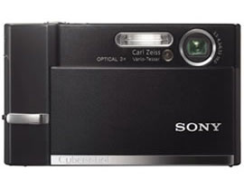 DSC-T50/B-Digital Camera-T Series