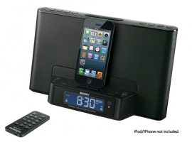 ICF-DS15IPN/B-Audio Docks-iPod/iPhone Docks