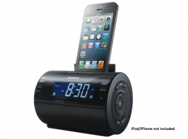 ICF-C11IP/B-Audio Docks-iPod/iPhone Docks