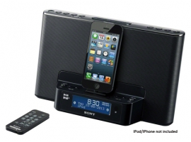 XDR-DS16IPN-Audio Docks-iPod/iPhone Docks