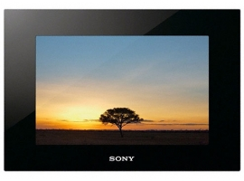 DPF-XR100-S-Frame Digital Photo Frame-HD Video Playback