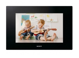 DPF-D1020/B-S-Frame Digital Photo Frame-Standard