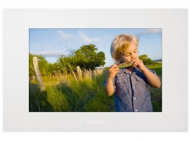 DPF-D1020/W-S-Frame Digital Photo Frame-Standard