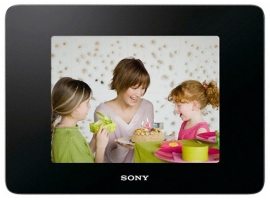 DPF-D830-S-Frame Digital Photo Frame-Battery