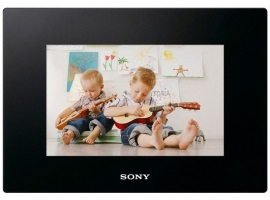 DPF-D720/B-S-Frame Digital Photo Frame-Standard
