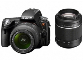 SLT-A33Y-Interchangeable Lens Camera-SLT-A33