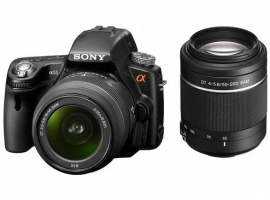 SLT-A55VY-Interchangeable Lens Camera-SLT-A55V