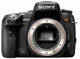 DSLR-A560-Interchangeable Lens Camera-DSLR-A560