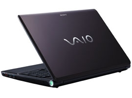 VPCF137HG/BI-VAIO™ Laptops & Computers-F Series