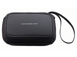 LCS-BBA-Handycam® Accessories-Carrying Case