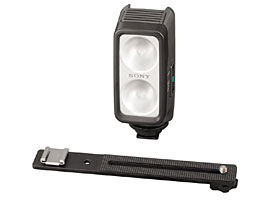 HVL-20DMA-Handycam® Accessories-Video Light