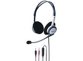 DR-220DP-Headphones-PC Headset Headphones