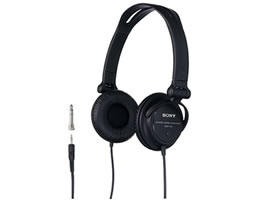 MDR-V150-Headphones-Sound Monitoring Headphones