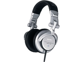 MDR-V700DJ-Headphones-Sound Monitoring Headphones