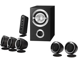 SRS-D511-Wireless Speakers-2.1ch Speakers