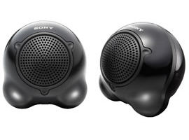 SRS-P11Q/B-Wireless Speakers-Passive Speakers