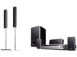 DAV-DZ555K-DVD Home Theatre Systems