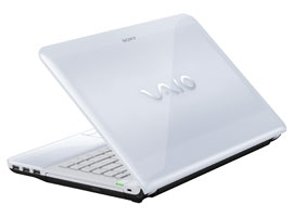 VPCEA46FG/W-VAIO™ Laptops & Computers-E Series (VPCE)