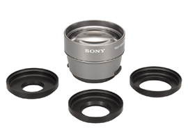 VCL-HA20-Handycam® Accessories-Lens & Filter