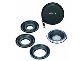 VCL-E07A-Handycam® Accessories-Lens & Filter