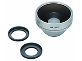 VCL-HA07A-Handycam® Accessories-Lens & Filter