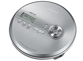 D-NE241/S-CD WALKMAN®