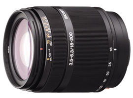 SAL18200-Interchangeable Lens-Zoom