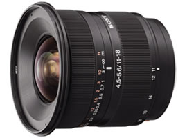 SAL1118-Interchangeable Lens-Zoom
