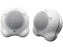 SRS-P11Q/W-Wireless Speakers-Passive Speakers