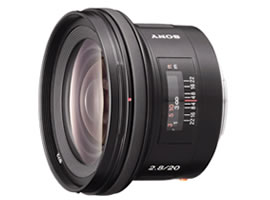 SAL20F28-Interchangeable Lens-Fixed Focal Length
