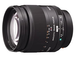 SAL135F28-Interchangeable Lens-Fixed Focal Length